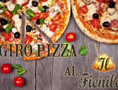 Giro Pizza a 13€ con una bevanda inclusa
